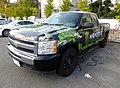 Chevrolet Silverado as MONSTER ENERGY campaign car front.jpg