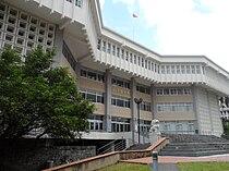 Chiang Kai-shek Library, National Chengchi University 20120826.jpg