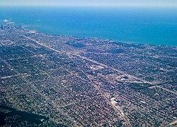 Chicagoland air
