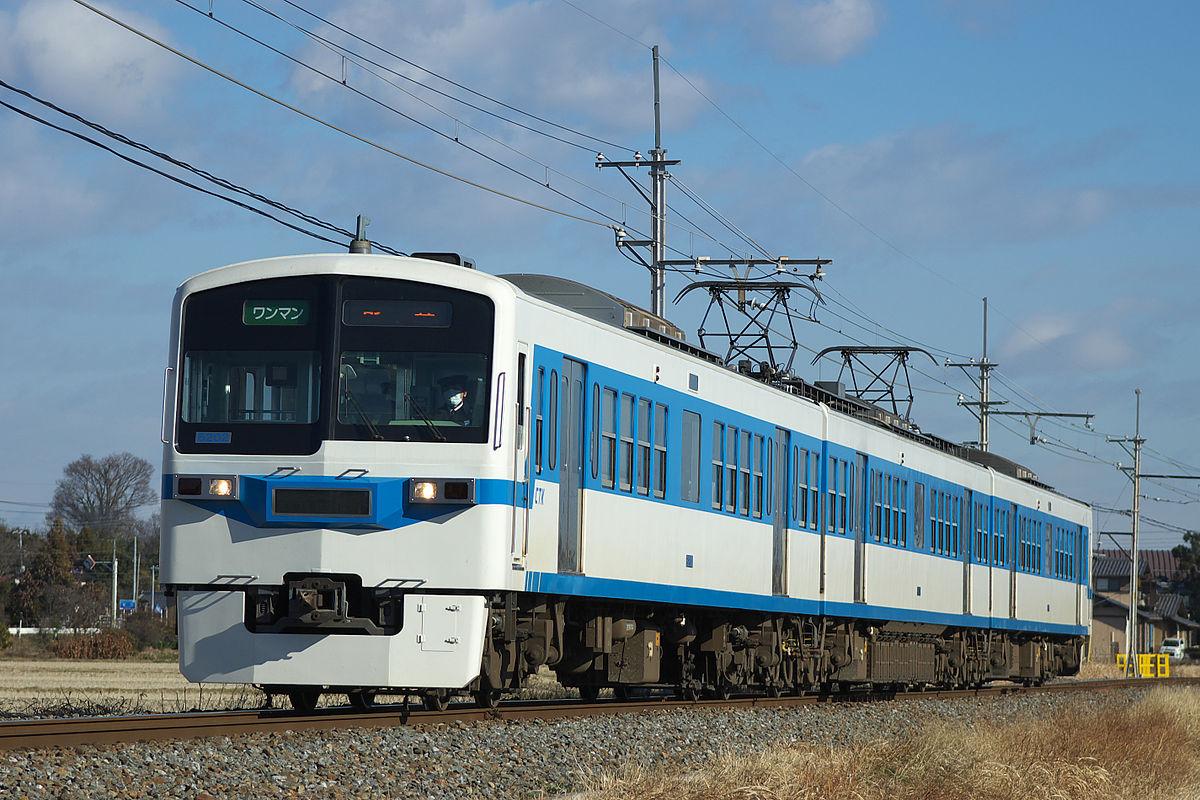 Chichibu Railway 6000 Series Wikipedia
