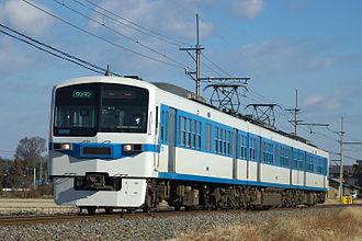 Chichibu Main Line - Image: Chichibu Railway 6000