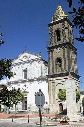 Amorosi - Image: Chiesa di San Michele Arcangelo, Amorosi
