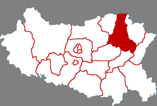 Quzhou County County in Hebei, Peoples Republic of China