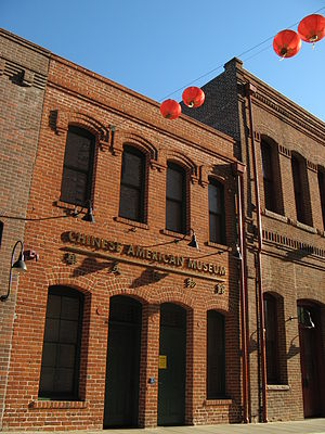 History of the Chinese Americans in Los Angeles - Chinese American Museum