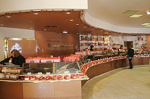 Chocolaterie - Chocolaterie Bernard Callebaut