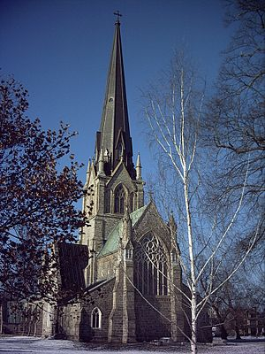Christ Church Cathedral, Fredericton, New Brunswick (2005).jpg