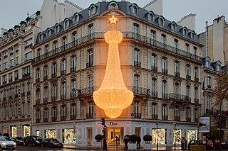Dior European fashion company
