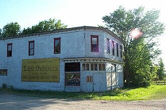 Christine, North Dakota - Nelson's Grocery