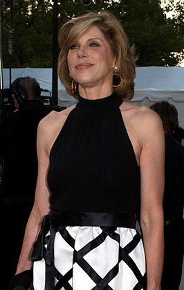Christine Baranski in 2008
