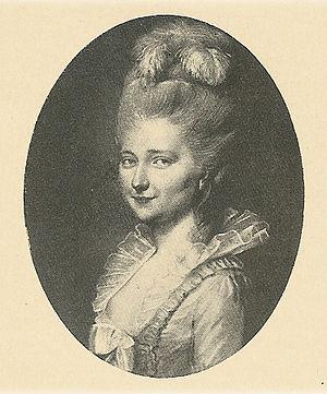 Christine Sophie von Gähler - Christine Sophie von Gähler.