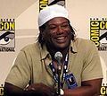 Christopher Judge Comic Con 2008.jpg