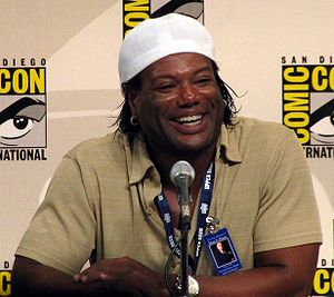Christopher Judge at Comic Con 2008