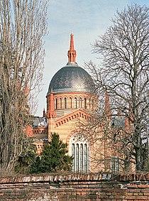 Christuskirche Matzleinsdorf Wien