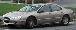 2002-2004 Chrysler Concorde Limited