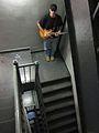 Chuck Hammer, guitarist, NYC 2010a.jpg