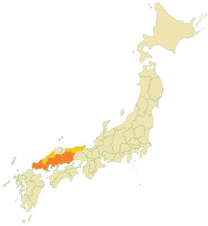 Chūgoku dialect