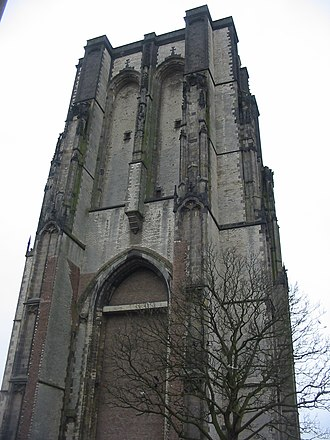 Zierikzee - Image: Church, Zierikzee, Netherlands