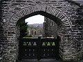Church gate - Capel Dewi - geograph.org.uk - 308225.jpg