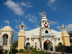 San Miguel Arcangel Church (Masantol) - Image: Churchmasantoljf