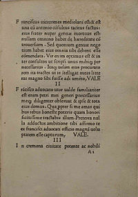 Cicero - Epistolae. Antologia, 1480 - 893730 Carta A1r.jpeg