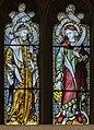Cirencester, St John the Baptist church, window (45242741062).jpg
