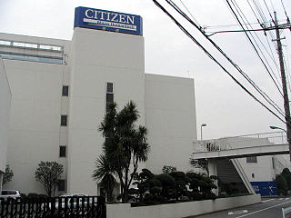 Citizen Watch core company of a Japanese global corporate group based in Tokyo, Japan