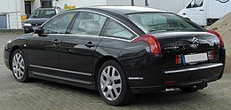 Citroën C6 rear 20100327.jpg