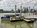 CityFerry at Eagle Street Pier ferry wharf, Brisbane.jpg