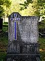 City of London Cemetery George William Tee Elizabeth Esther Tee gravestone monument 1.jpg