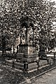 City of London Cemetery Payne Family grave canopied granite monument 04 DxO FilmPack Kodak T-Max 3200 Photo 1900.jpg