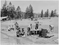Civilian Conservation Corps in California, Camp Mammouth, laundry - NARA - 197070.tif