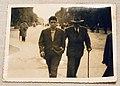 Claude Chalies et son pere Jean Baptiste Chalies, Paris.jpg