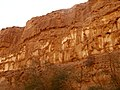 Cliff, Hatira Gulch, Negev, Israel מצוק, נחל חתירה, הנגב - panoramio.jpg