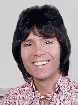 Cliff Richard in 1975