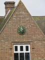 Clock on the school - geograph.org.uk - 1587083.jpg