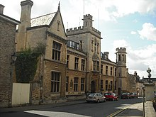 Cloisters, Oundle School - geograph.org.uk - 1429147.jpg