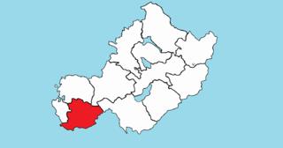 Clonlonan Barony in Leinster, Ireland