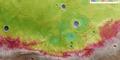 Close to Ma'adim Vallis, ortho-image ESA230204.tiff
