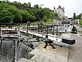 Closer view of the locks on the Rideau Canal (20130897543).jpg