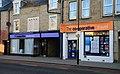 Co-operative premises in Channel Street, Galashiels - geograph.org.uk - 1502079.jpg