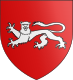 Coat of arms of Bréhand