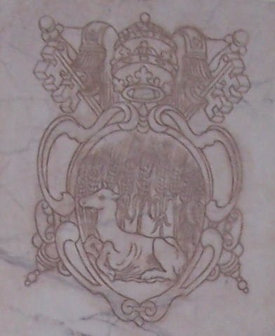 Coat of arms marcellus II