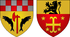 Coat of arms of Kiischpelt (Luxembourg).png