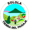 Coat of arms of Sololá