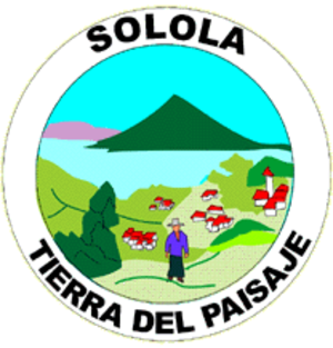 Sololá Department - Image: Coat of arms of Solola