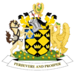 Coat of arms of Wakefield City Council.png