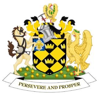 Coat of arms of Wakefield