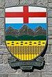 Coats of arms of Alberta, Confederation Garden Court, Victoria, British Columbia, Canada 15.jpg