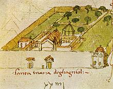 Rotonda del brunelleschi wikipedia - La tavola rotonda santa maria degli angeli ...