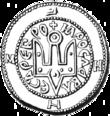 Moneta di Yaroslav il Saggio (retromarcia) .png